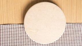 Serviette de planche à découper et de cuisine Images stock