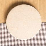 Serviette de planche à découper et de cuisine Image stock