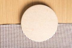 Serviette de planche à découper et de cuisine Image libre de droits