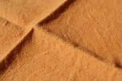 Serviette de tissu image stock