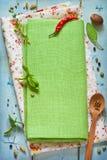 serviettes Photo stock