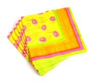 Serviettes Images stock