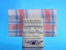 serviettes Photo libre de droits