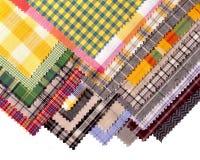 Serviettes de tissu Photos libres de droits