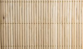 Servilleta de mimbre hecha de fibras del jacinto de agua Primer de la textura fotografía de archivo
