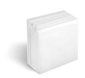Servilletas de papel disponibles Imagenes de archivo