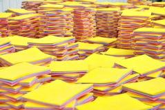 Servilletas y trapos Imagen de archivo libre de regalías