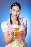 Serving Beer Stock Photos