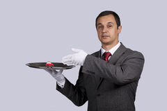 Serving the best car service Stock Photo