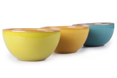 Serving Bowls Royalty Free Stock Images