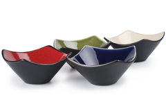 Serving Bowls Stock Photo