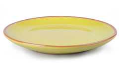 Serving Plate Stock Photo