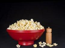 Serving Popcorn Stock Photo