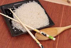 A Serving Of Rice Stock Photos