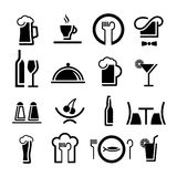 servingen för restaurangen för den tillgängliga symbolen för bakgrundsflaskexponeringsglas silhouettes den purpura vektorwine Royaltyfri Foto