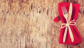 Servir la Saint-Valentin Images stock