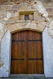 Servisch orthodox klooster, Banjska, Kosovo royalty-vrije stock fotografie