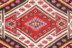 Servisch tapijt stock foto's