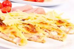 Servisch voedsel Stock Afbeelding
