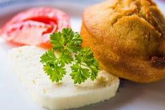 Servische snack Stock Afbeeldingen