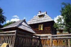 Servische traditionele landelijk Royalty-vrije Stock Foto's