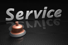 Servise concept Royalty Free Stock Image