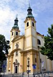 Servite Church, Vienna Royalty Free Stock Image