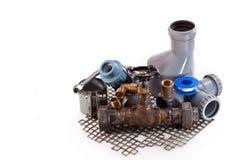 Servizi dell'impianto idraulico ventiquattr'ore su ventiquattro immagine stock