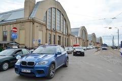 Servizio centrale di Riga immagini stock