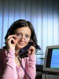 Servizio clienti 3 Fotografie Stock Libere da Diritti