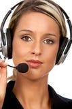 Servizio clienti Immagine Stock Libera da Diritti