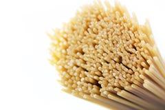 Servizio degli spaghetti Fotografia Stock