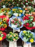 servizio del fiore piacevole Fotografie Stock