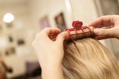 Servizio del parrucchiere fotografia stock