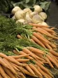 Servizio delle verdure Fotografie Stock Libere da Diritti