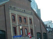 Servizio dello St Lawrence a Toronto Immagini Stock
