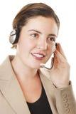 Servizio di assistenza al cliente 2 fotografia stock