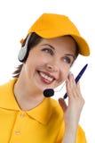 Servizio di assistenza al cliente Fotografie Stock