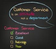 Servizio di assistenza al cliente Immagine Stock