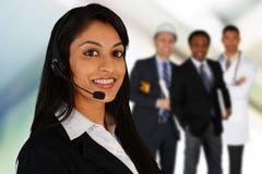 Servizio di assistenza al cliente immagine stock libera da diritti