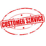 Servizio di assistenza al cliente Fotografia Stock