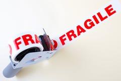 Servizio di distribuzione fragile Fotografia Stock