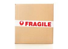 Servizio di distribuzione fragile Fotografie Stock Libere da Diritti