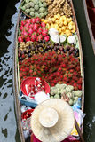 Servizio di galleggiamento Fotografie Stock