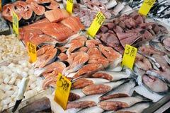 Servizio di pesci immagini stock libere da diritti