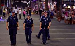 Servizio di polizia del Queensland (QPS) - Australia immagini stock