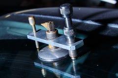 Servizio di riparazione dell'automobile Immagine Stock Libera da Diritti