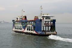Servizio di traghetto di Penang immagini stock libere da diritti