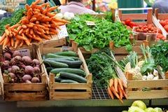 Servizio di verdure Immagini Stock Libere da Diritti