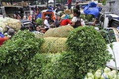 Servizio di verdure cinese Immagine Stock Libera da Diritti